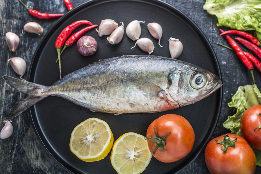 Pescato del giorno Ristorante dieci maggio Ponza
